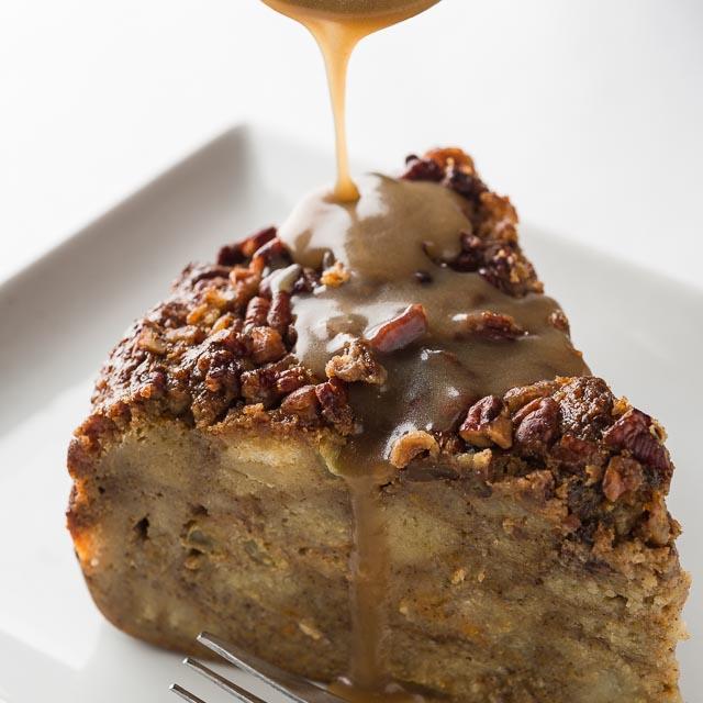 Zea Sweet Potato Bread Pudding - Taste Buds Management