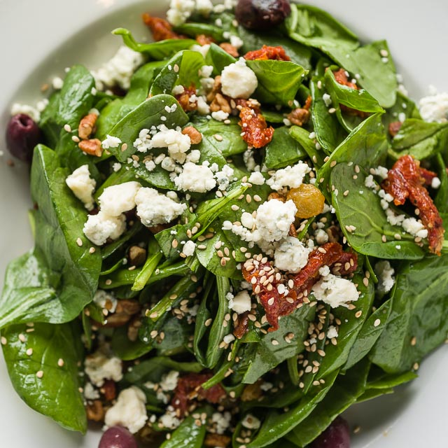 Spinach Salad (2)